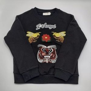 Gucci Girls NWOT sweatshirt
